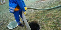 Дренажный колодец для грунтовых вод и его особенности