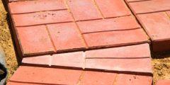 Как укладывать геотекстиль под плитку