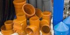 Какие трубы для наружной канализации выбрать