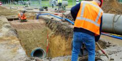 Минимальный уклон канализации: нормативы и правила