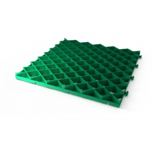 газонная решетка parking m зеленая, в м2 - 1,41 модуля  газонная решетка