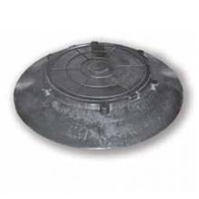 конус колодца кпк 1000 с крышкой h=120 мм  колодцы полимерпесчанные