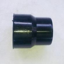 переход с двухслойной на гладкую ø200(233)/200 мм  дренажные фитинги sn8