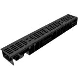 Лоток Ecoteck STANDART 100.99h99 c решеткой 100 чугунной, кл. С250