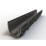 Лоток MEDIUM 100.125 h145 пластиковый