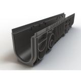 Лоток MEDIUM 100.175 h195 пластиковый