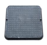Люк полимерно-композитный 685 х 685 мм 3 т (черный)