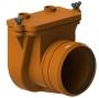 Механический канализационный затвор для колодца ТП-85.100.0