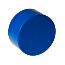 заглушка для труб гофр. d=50 мм  дренажные фитинги